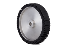 Centrifugal Rubber wheel