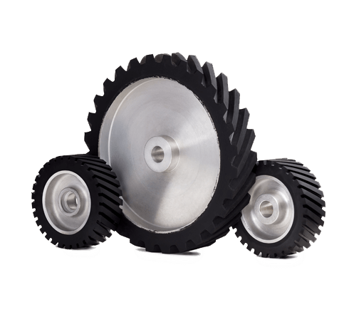 Rubber Polishing Wheel